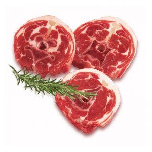 Lamb Neck Portioned | Lam Nek Opgesny 1kg